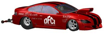 DFCI Race Car Picture
